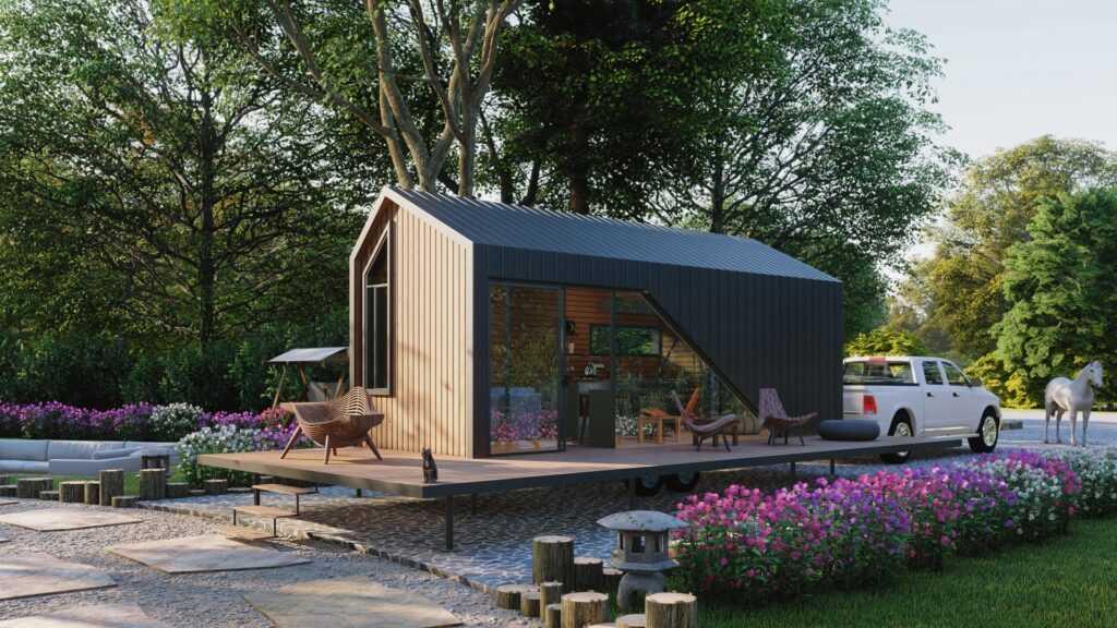 Tiny House Ev Planları