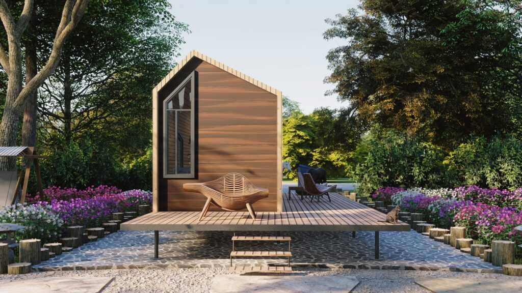 Antalya Tiny House