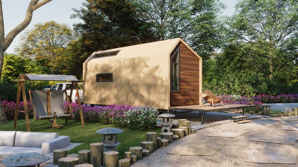 Bursa Tiny House