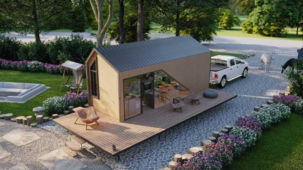 Tiny House Özellikleri