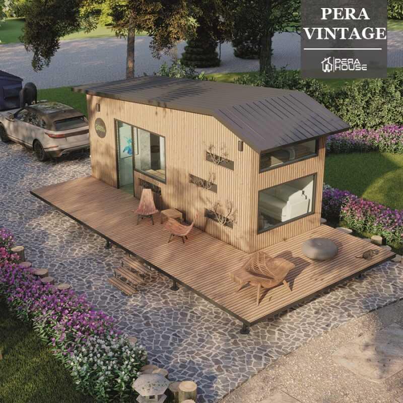 Tiny House Prefabrik